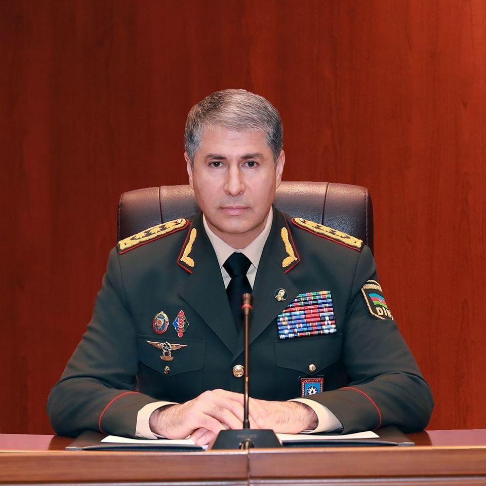 Vilayət Eyvazov daha bir polkovniki təqaüdə göndərdi