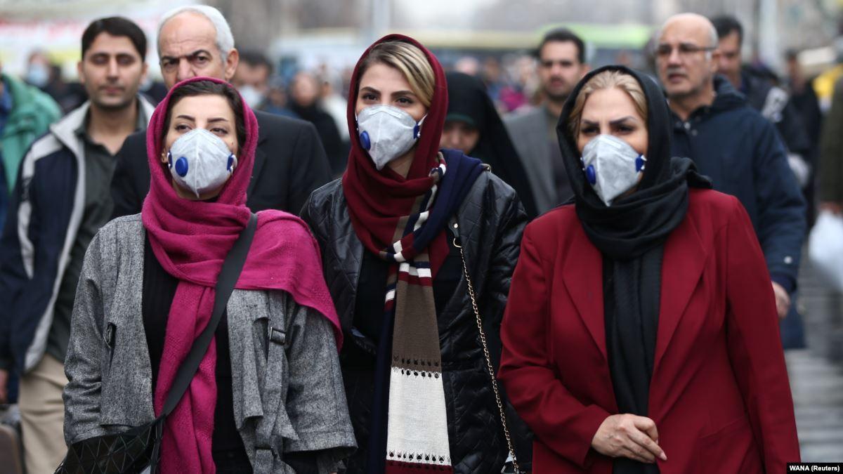 İranda daha 2819 nəfər koronavirusa yoluxub